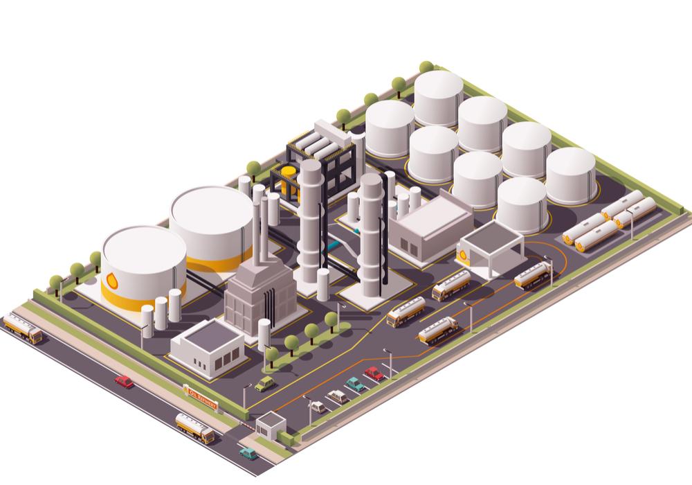 化学工場の事故事例