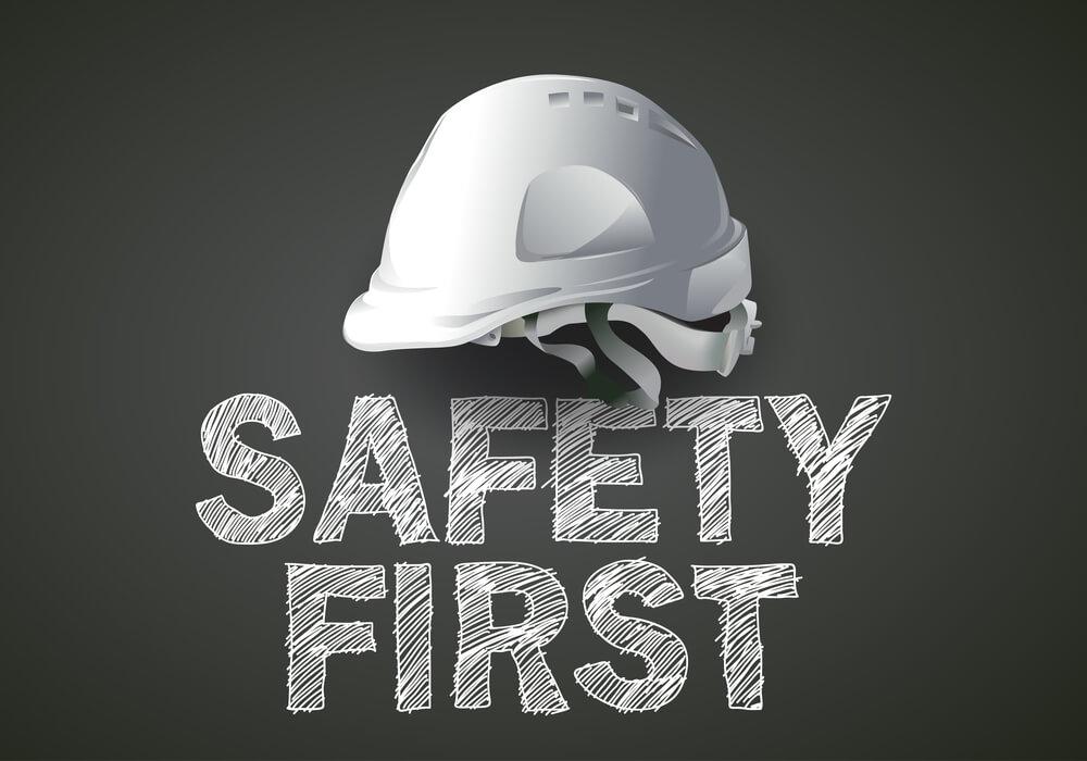安全第一とは?